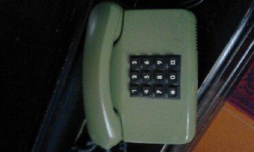 Телефон - Кыргызстан: Телефон советский состояние рабочий