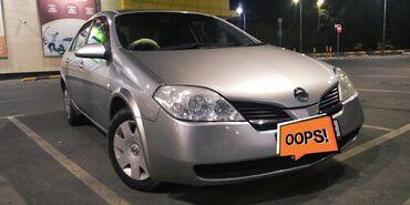 проба в Кыргызстан: Nissan Primera 1.8 л. 2003 | 200000 км