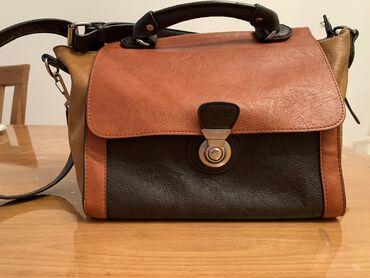 """Продаю сумку  От бренда """" Alessandro Frenza """" Очень вместительная сумк"""