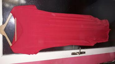 Haljina-crvena-ic - Srbija: Crvena haljina xxl