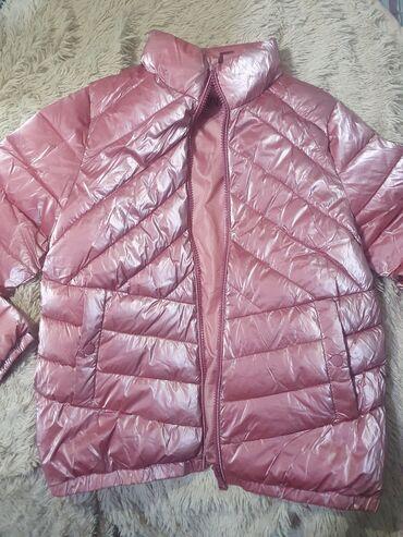 одежда детская купить в Кыргызстан: Куртка зара размер 140см, носили мало, купили в притык, не успели