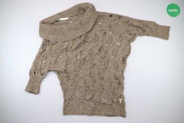 Жіночий італійський в'язаний светр Sistes, р. М/L   Довжина: 73 см Рук