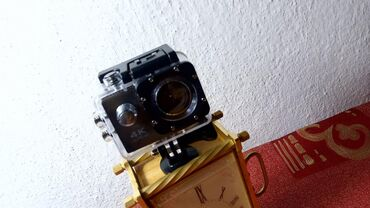 video-kamera-dlja-skajpa в Кыргызстан: Срочно продам Action camera  Совсем новая  Состояния отличная