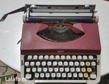 Pisaca masina - Beograd: Pisaca masina za prave kolekcionare. Japanska nakajima model 3000