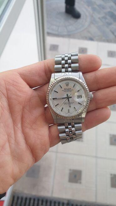 Qol saatları - Ceyranbatan: Krem rəngi Kişi Qol saatları Rolex
