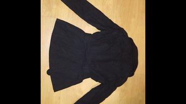 H&m crni kaputic vel. 36 - Prokuplje