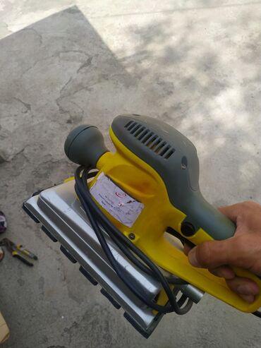 швейная машина веритас цена в Кыргызстан: Вибрационная шлифовальная машина. Обмен есть