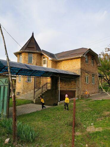 ош парк участок в Кыргызстан: Продажа домов 200 кв. м, 6 комнат, Без ремонта