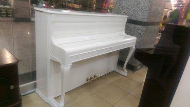Bakı şəhərində Weinbach piano - Çexiya istehsalı. çatdırılma-köklenme pulsuzdur - 5