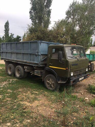Купить камаз самосвал бу - Кыргызстан: Продаю КАМАЗ 1994-г в хорошем сос
