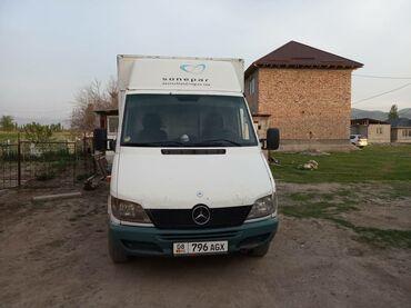 продажа рефрижераторов бу в Кыргызстан: Продаю спринтер будка 2002г. выпуска, мотор рекстон состояние