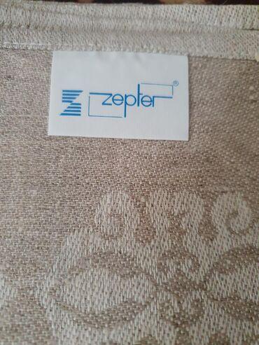 Kućni dekor - Novi Sad: Zepter komplet stolnjak i 6 salveta,novoElegantno,za svaku priliku