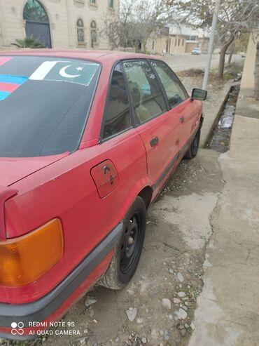 audi a4 2 8 аt - Azərbaycan: Audi 80 1.8 l. 1987 | 50000 km