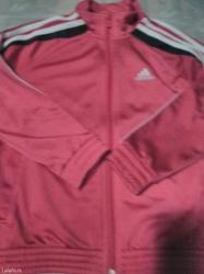 Adidas trenerka za devojčice 6-8 godina - Pancevo