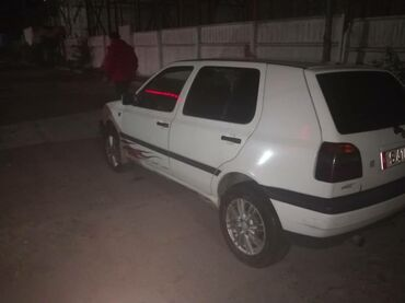 Volkswagen - Лебединовка: Volkswagen Golf R 1.6 л. 1993 | 256000 км