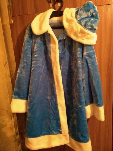 Продаю костюм снегурочки новая размер 44 46. в Бишкек