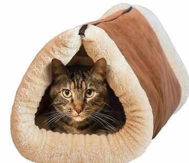 Kreveti - Srbija: Skrivanje, igranje i ležanje je one što svaka mačka voli! Sa ovim pli