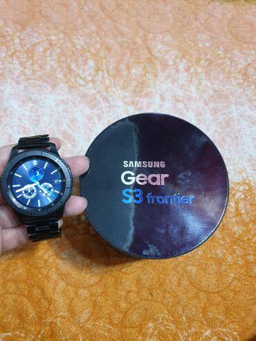 samsung gear s3 в Кыргызстан: Samsung gear s3 смарт часы в идеальном состоянии