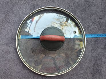 Qapaqlar - Azərbaycan: Крышка от сковороды б/у Диаметр 22 см
