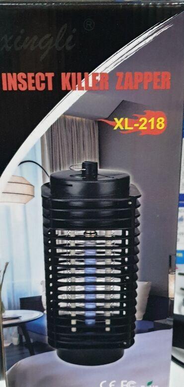 Prodaja sitnih kolaca - Srbija: Lampa protiv komaraca i sitnih insekata