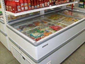 Большие витринные морозилки для ваших магазинов!  в Лебединовка