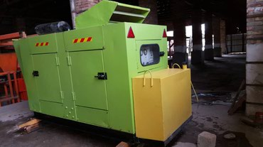 Продаю корейский генератор Daewoo 114kw. 380v. в Бишкек
