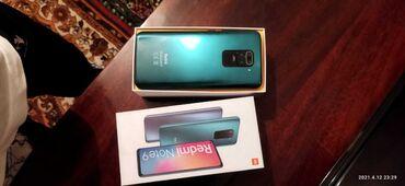 qadın üçün dəri krosovkalar - Azərbaycan: Xiaomi Redmi Note 9 | 128 GB | yaşıl | İşlənmiş | İki sim kartlı