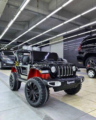 689 объявлений: Компания Jeep представила концепт внедорожникаWrangler Rubicon 392с