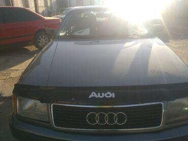 Транспорт - Каракол: Audi S4 2.3 л. 1992