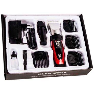 Машинка для стрижки волос Masima, Alfa Mega  Электрические парихмахерс