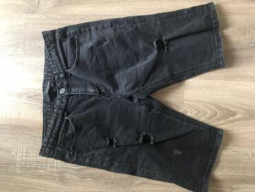 Шорты джинсовые хлопок в отличном состоянии, Корея размер 48-50 Л-ХЛ