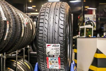 диски с резиной в Азербайджан: Marka: RikenModel: Ultra High PerformanceÖlçü: 235/55R17Ölkə