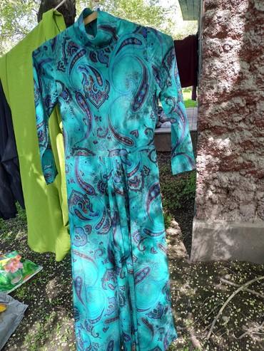 Длинное платье размер 44-46 в Бишкек