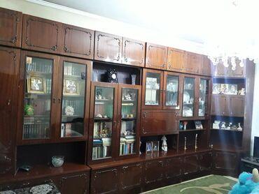 шкафов в Кыргызстан: Шкафы, стенка, гарнитур для гостинной. Столовой . Зала. Полки. 6 шкаф
