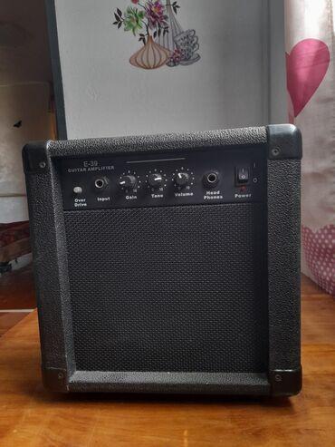 Электроника - Кунтуу: Усилитель на электрогитару e39 guitar amplifier  Новый Торг уместен
