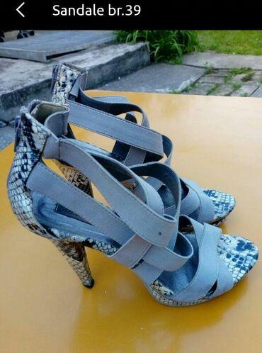 Ženska obuća | Indija: Sandale br 38