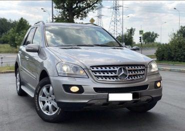 Mercedes-Benz ML 350 2006 в Бишкек