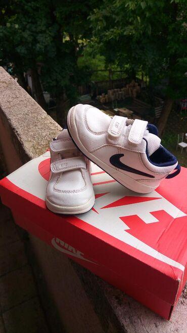 Ostala dečija odeća | Batajnica: Nike patikice extra ocuvane,par puta obuvene,vel 25 cena 1000din