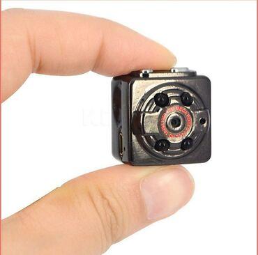 Видеокамера профессиональная - Кыргызстан: Продаю маленькую профессиональную камеру, для скрытой съёмки итд цена