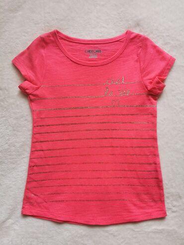 Za decu | Beograd: Cherokee majica za devojci e.Veličina 4-5 godinaU odličnom stanju