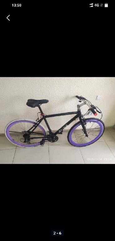 велосипед на трех колесах для взрослых в Кыргызстан: Шоссейник.шоссейный фирмы .шоссе для велотреков . алюминиевая рама