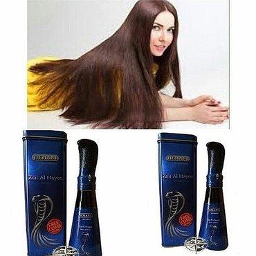 Bakı şəhərində Ilan yağı daha çox saçlar üçün istifadə edilir. Bu yağ