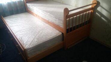 Кровать матрешка на заказ
