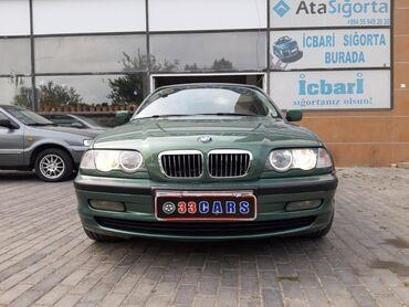 bmw-3-серия-320-4mt - Azərbaycan: BMW 320 2 l. 1999   245000 km