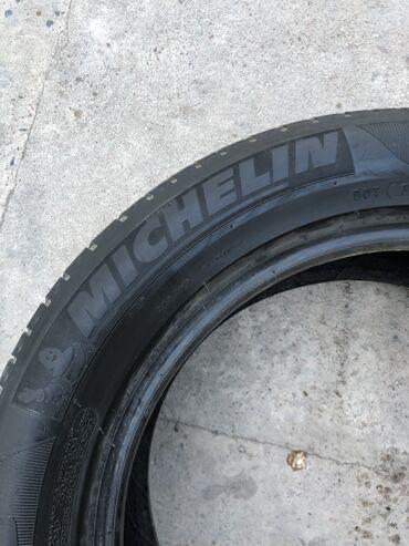 шина 16570 r13 в Кыргызстан: Продаю Michelin (лето) 215/55/16 70% протектора  Хорошие!!!!