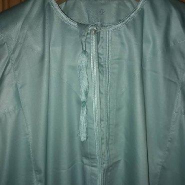 мужская футболка с якорем в Кыргызстан: Кандура с тюбетейкой, привезён с арабских эмиратов. размер