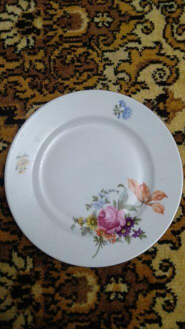 тарелка блюдце в Кыргызстан: Тарелки ГДР 4 шт
