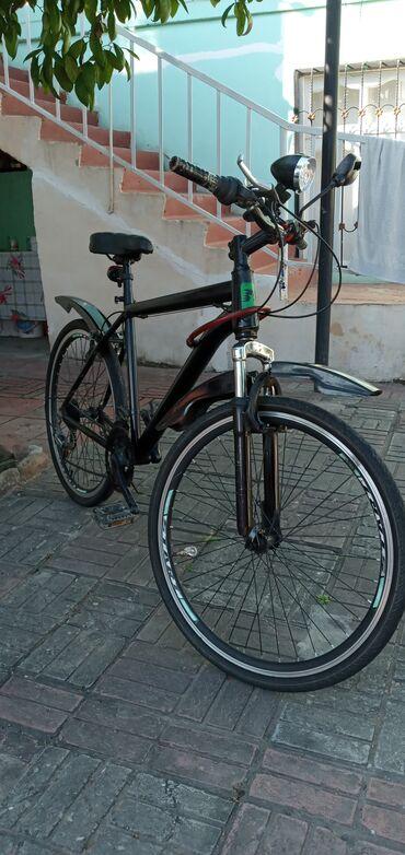 Skrasnoy velosiped 26 liq ideal vəziyyətdədir heç bir prablemi yoxdur