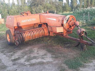 Купить трактор т 25 бу - Кыргызстан: Пресс подборщик Киргизстан(Кыргызтан) привозной в отличном состоянии