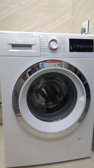 Öndən Avtomat Washing Machine Bosch 9 kq
